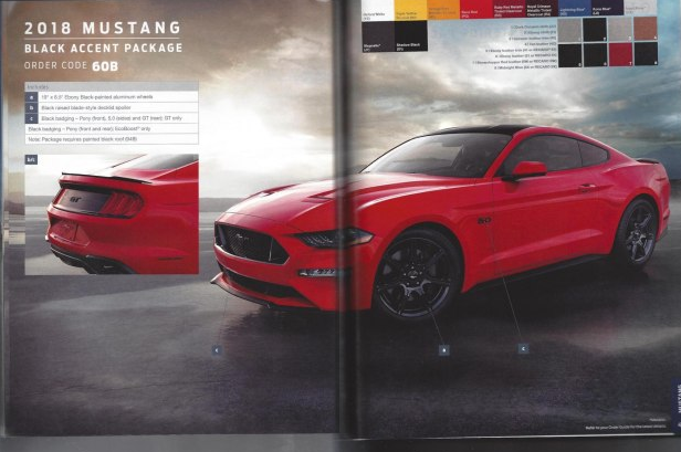 任性随心配:福特Mustang推出多种可选包供选,将于2018年上市