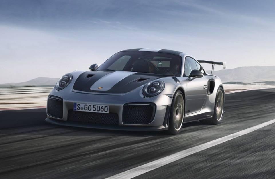 限量1000台的超跑新作:保时捷2018全新911 GT2 RS登陆