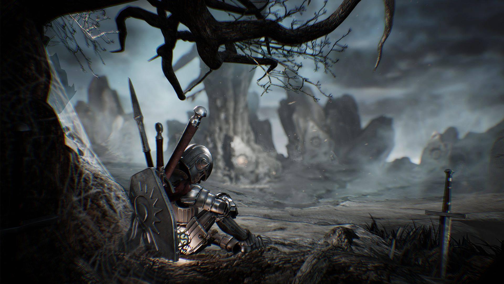国产类黑魂游戏《罪人》上线Steam