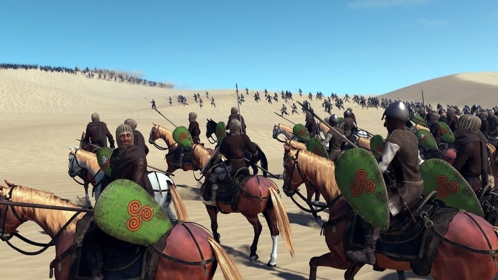 有生之年系列《骑马与砍杀2:领主》新情报