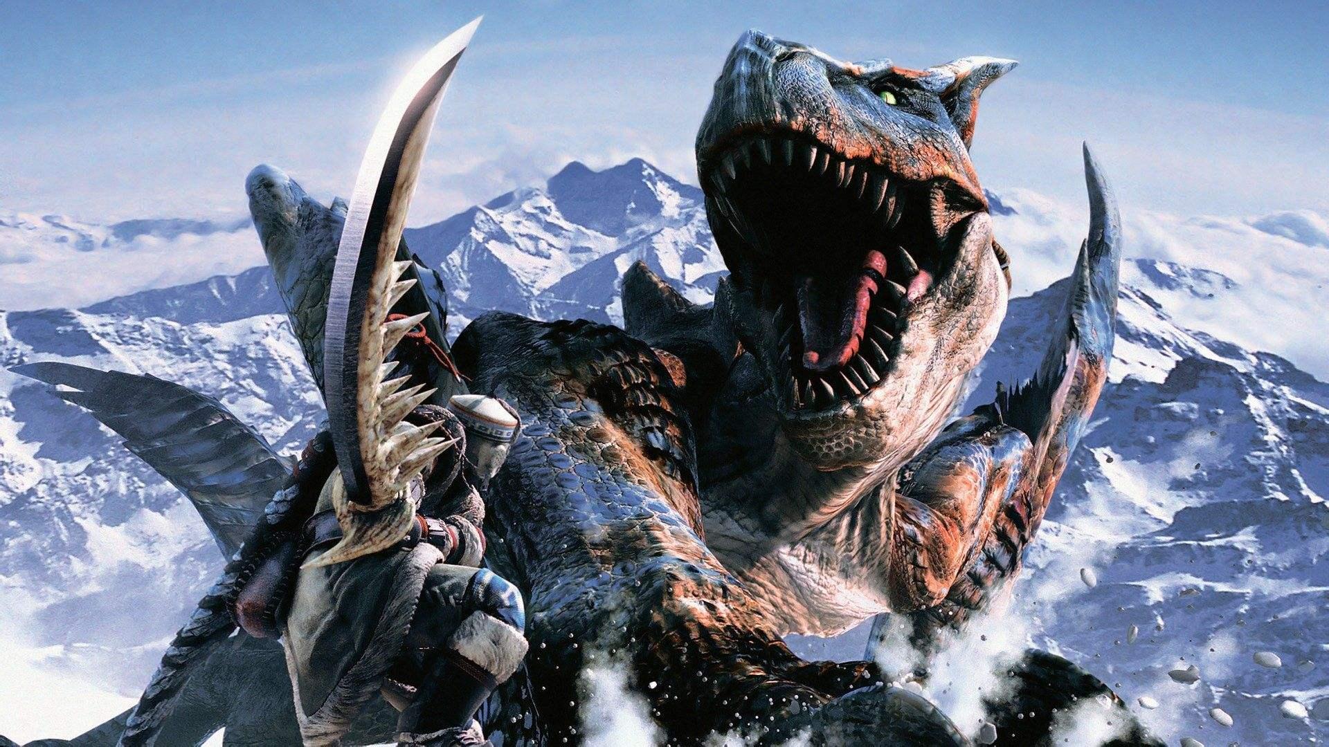 《怪物猎人:世界》明年1月26日发售 限定PS4 Pro公布