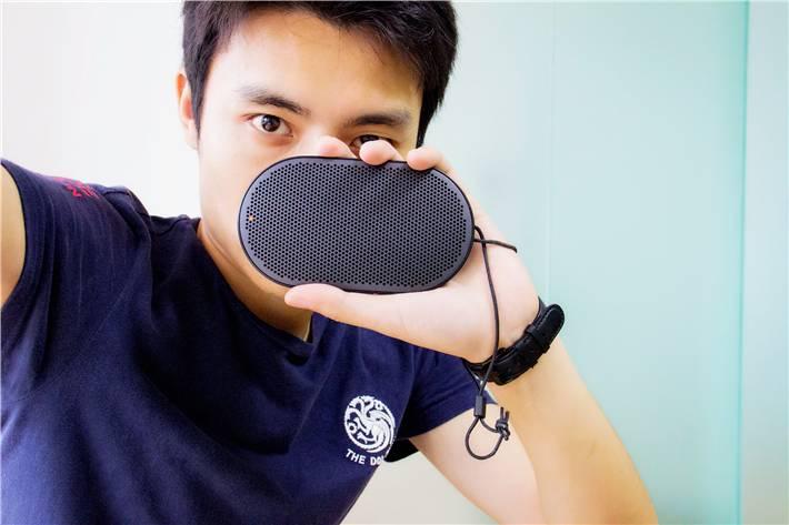随身装备新选择,B&O BeoPlay P2 蓝牙音箱
