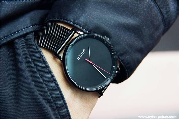 商务亦休闲, 瑞士a.b.art TouchX可触控手表评测
