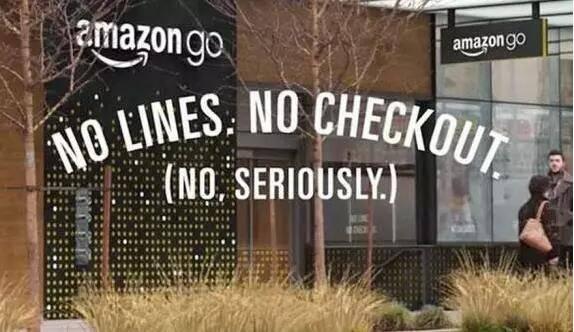 中國無人便利店遭遇Amazon Go,棋逢對手誰人勝?