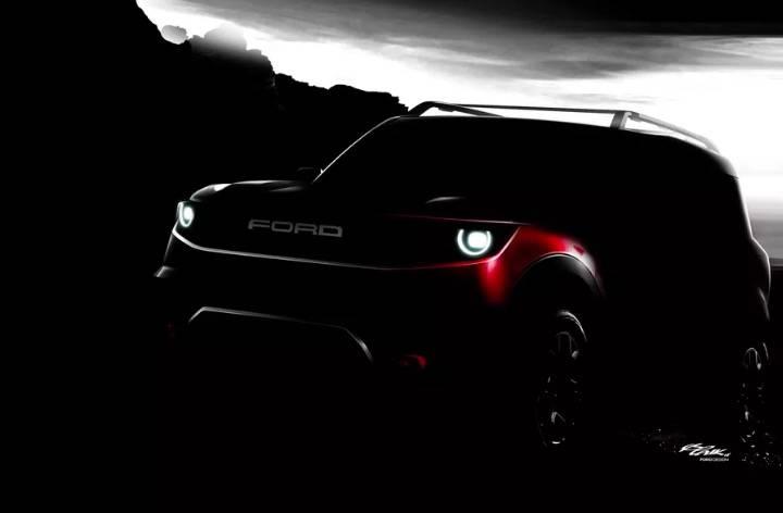 接轨智能,福特正押注于高性能电动SUV