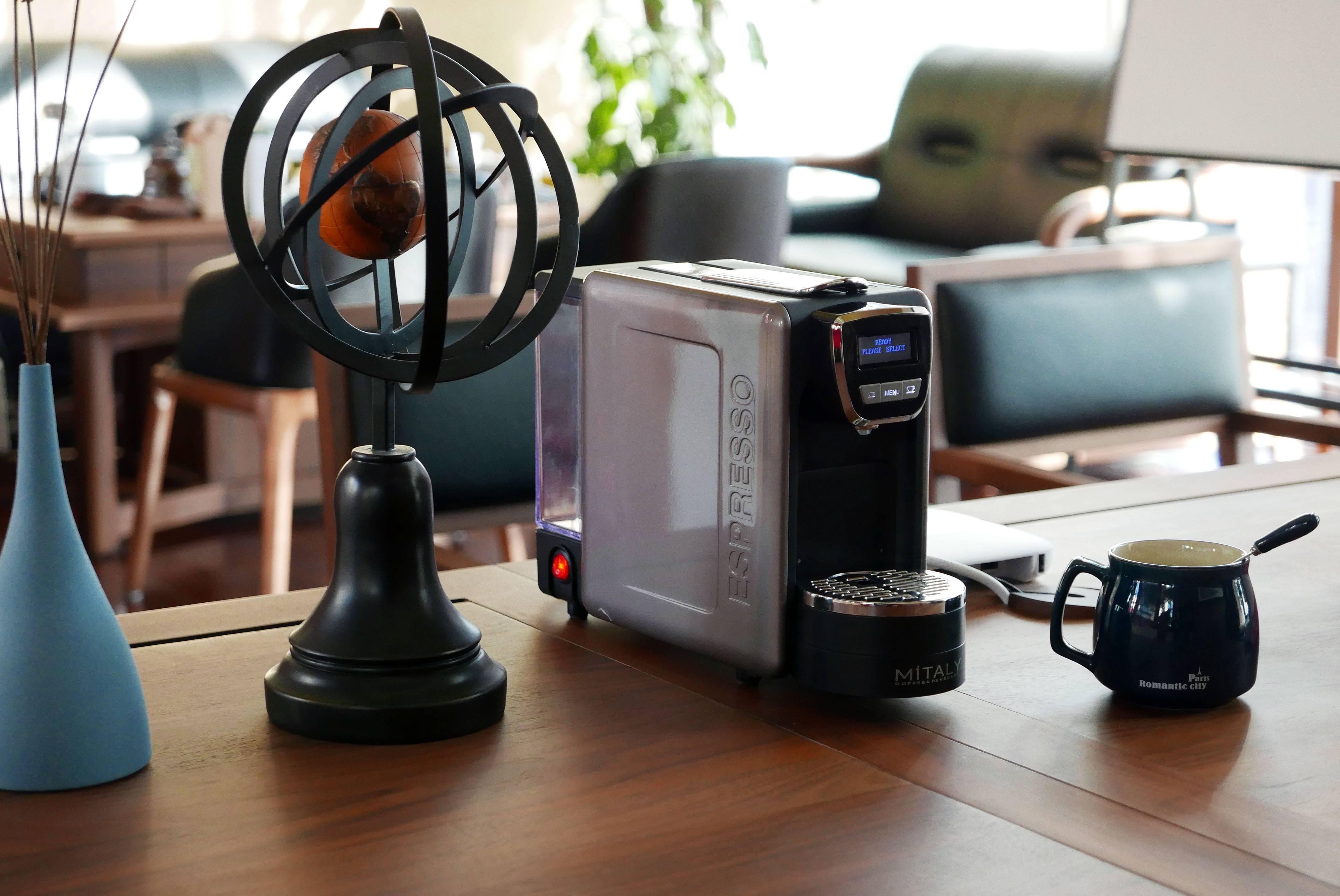 打造你的家庭咖啡馆 MITALY胶囊咖啡机体验评测