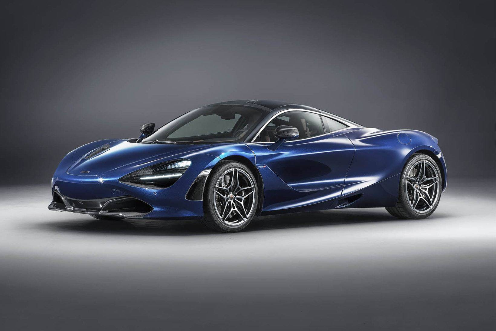 McLaren 720S MSO「Atlantic Blue」特别定制,惊艳登场!