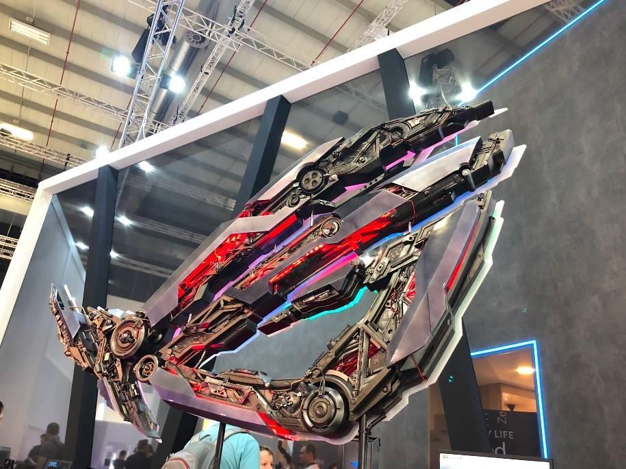 IFA2018华硕引领PC新时代 全新产品矩阵掀科技风潮