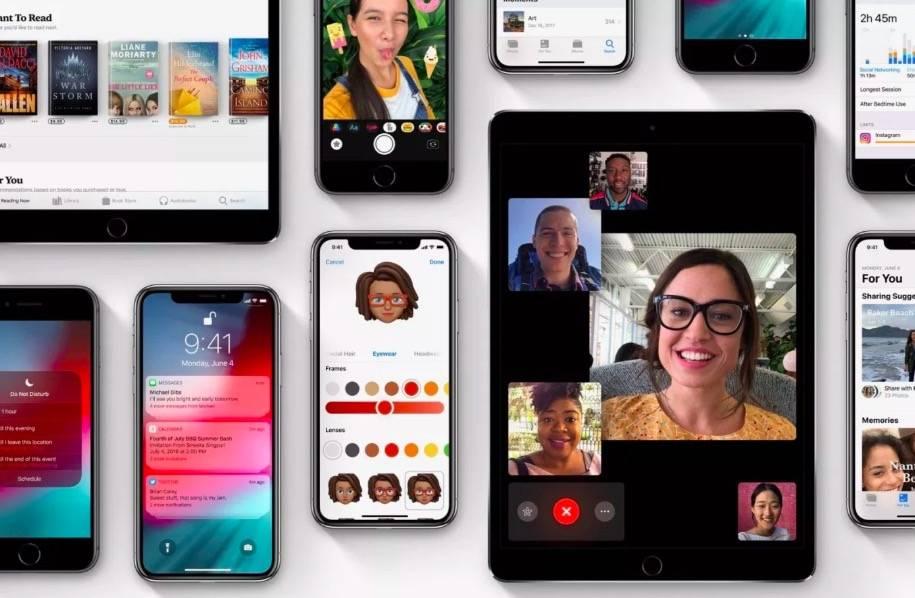 苹果正式开放升级 iOS 12 及 WatchOS 5
