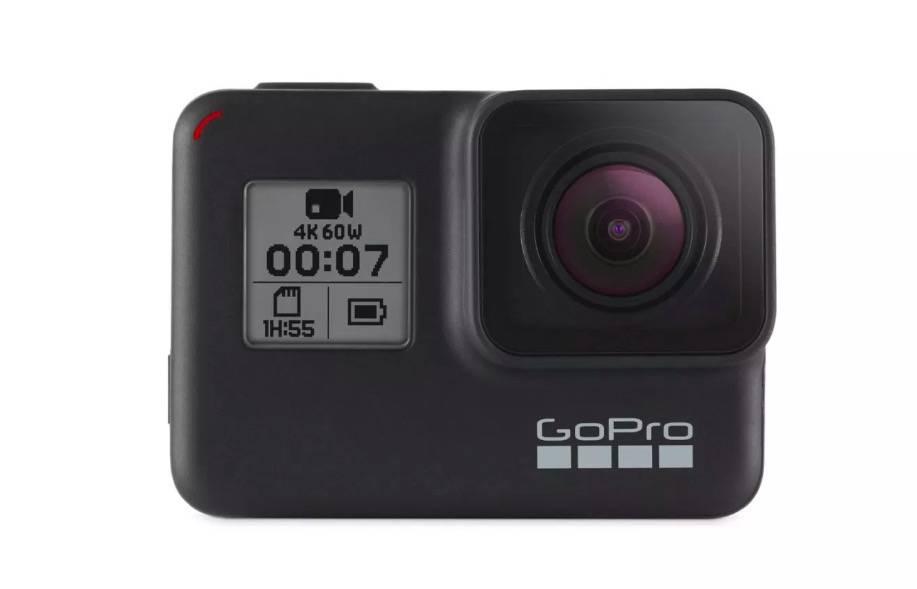GoPro 发布全新 HERO7 户外运动相机版别