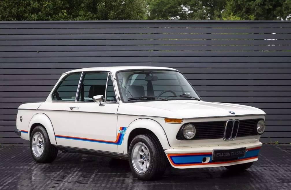 极其经典 宝马 2002 Turbo 公开发售