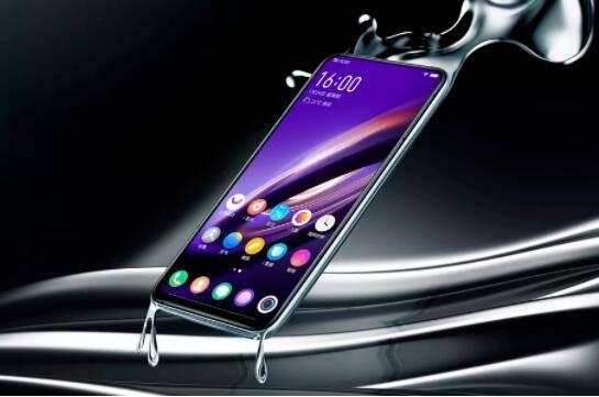 Vivo的Apex 2019是一款无缝5G手机