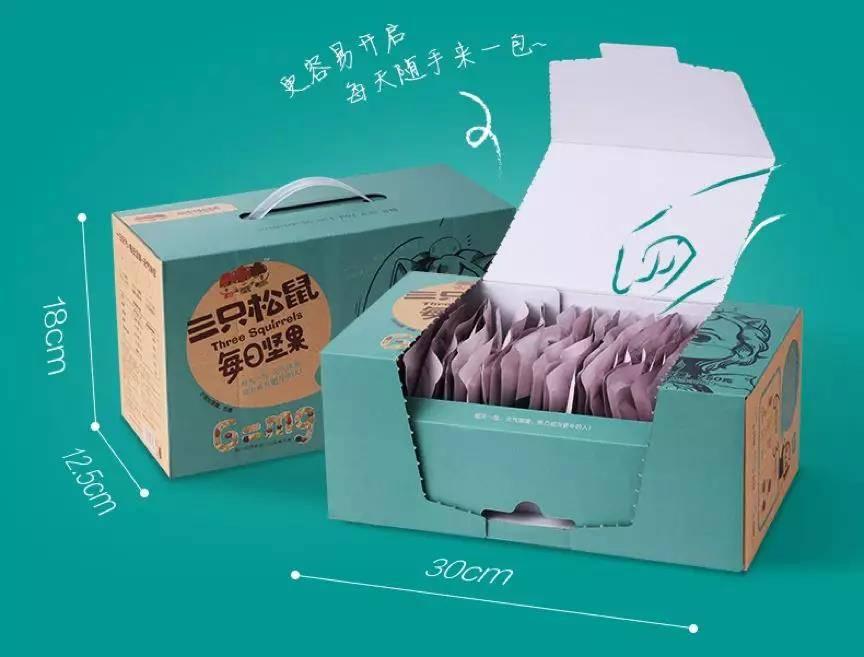 三只松鼠七个月1亿袋:用营销思维指导产品研发