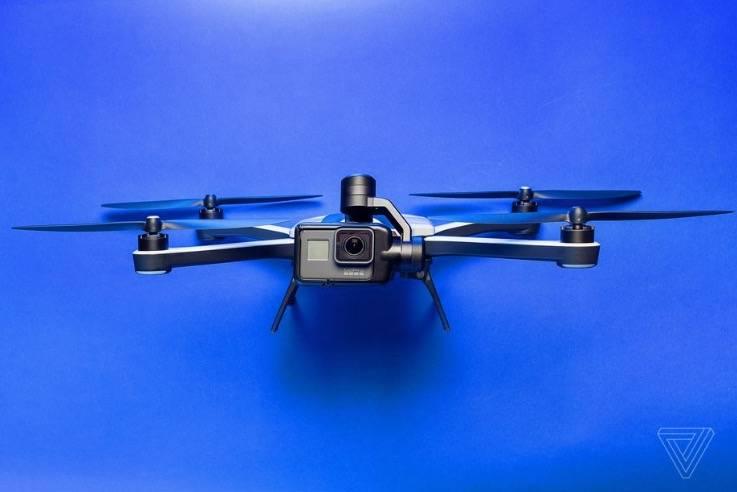 GoPro终于摆脱了放弃无人机的业务