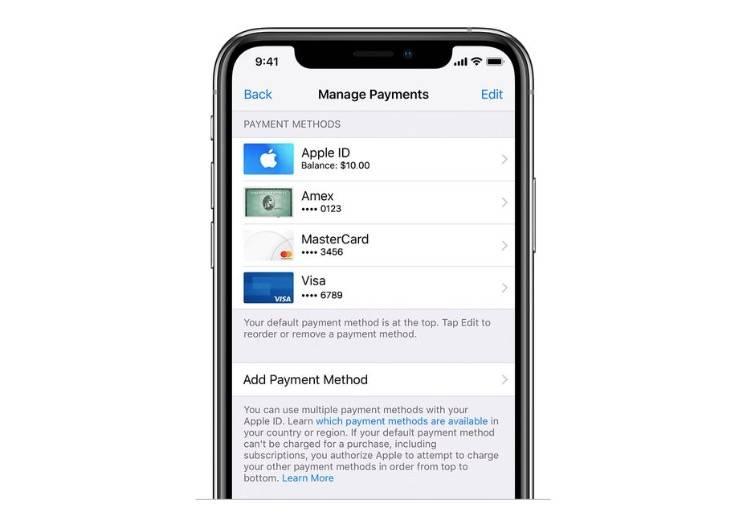 现在你可以在iTunes、App Store、Apple Music等平台上使用Apple Pay