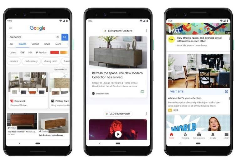 谷歌即将在手机上投放更多广告