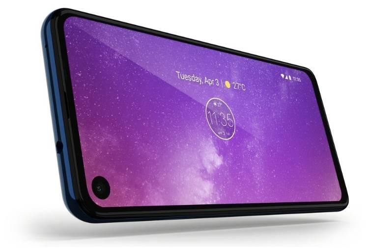摩托罗拉One Vision的屏幕是21:9,看起来不太像iPhone的翻版