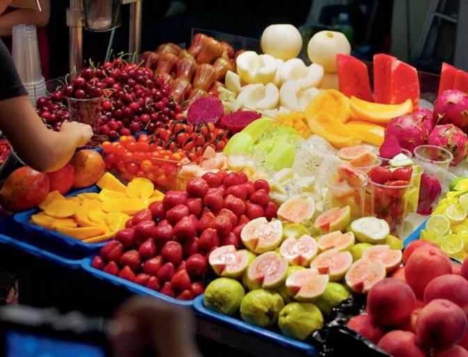 我们连水果都吃不起了?