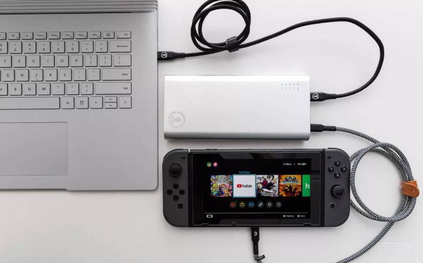 高功率USB-C电池可以让你的笔记本电脑随时充电