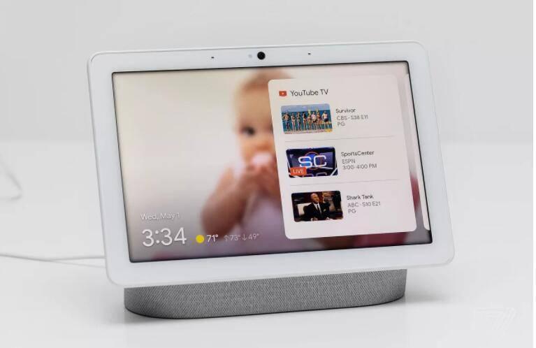 谷歌接受NEST作为其智能家居品牌