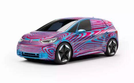大众开始预订其首款远程电动汽车id3
