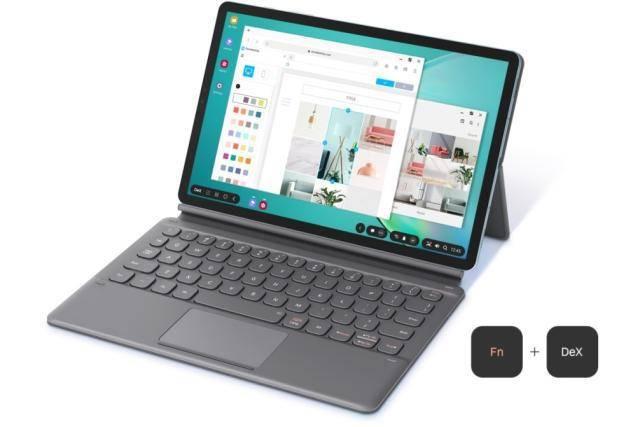 充电10分钟 续航10小时 三星Galaxy Tab S6美国预售!