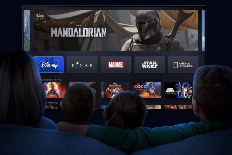 迪士尼+将为用户提供四种同步流媒体和免费4K