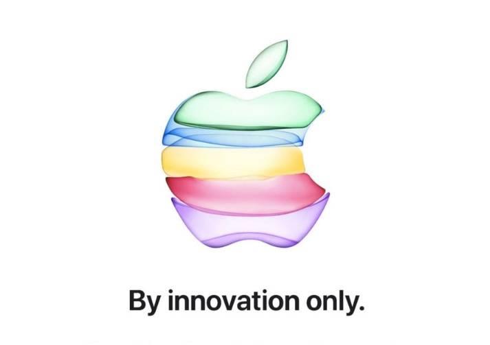 苹果将首次在YouTube上直播iPhone 11发布会