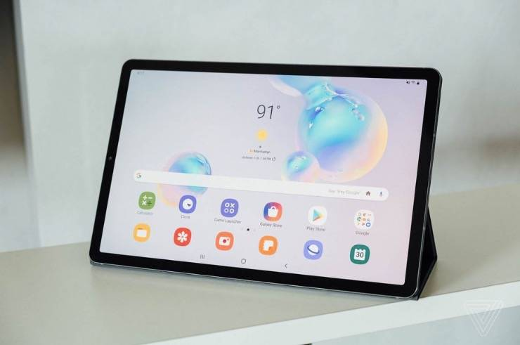三星的Galaxy Tab S6是其对iPad Pro的最新一击