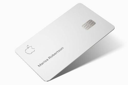 苹果发布Apple card,年利率最高24.24%