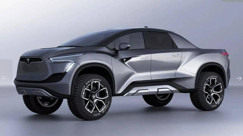 特斯拉全新车款 Model P 概念造型曝光