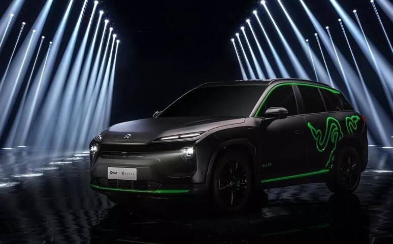 Razor x NIO 携手推出智能电动车