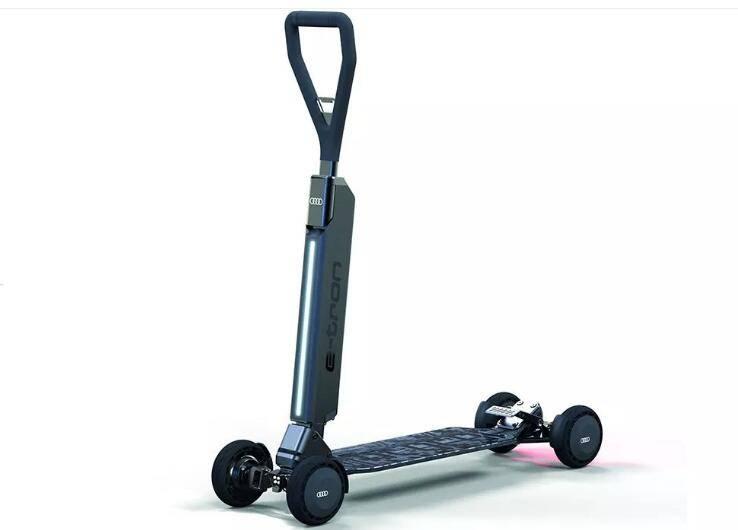 奥迪全新e-tron Scooter 电动滑板车