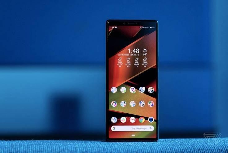 索尼可能会在2019年IFA上发布Xperia 2