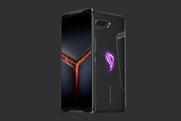 华硕宣布ROG Phone II终极版1TB内存