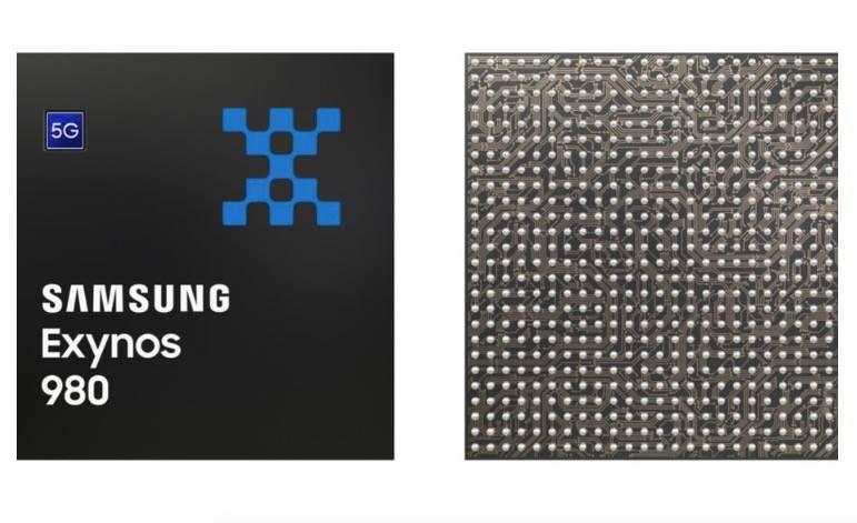 三星新推出的Exynos 980处理器内置了5G调制解调器