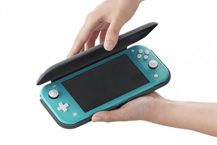 任天堂正在生产完美的Switch Lite机箱,但目前只在日本出售