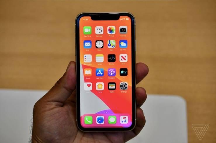 iPhone 11:第一眼看到苹果的新款默认iPhone