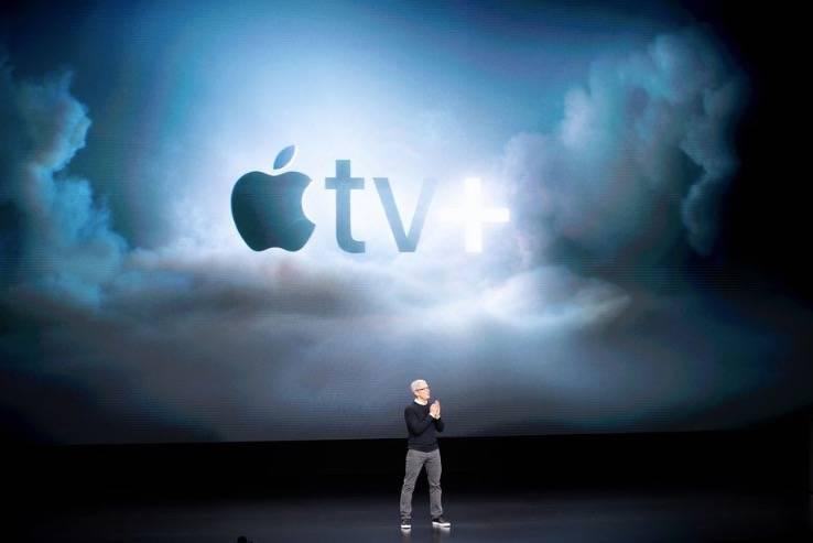 Apple TV Plus將于11月1日推出,月費4.99美元