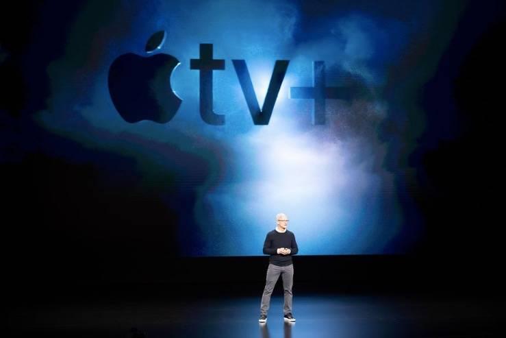 Apple TV Plus将以每月1.40美元的价格在印度推出