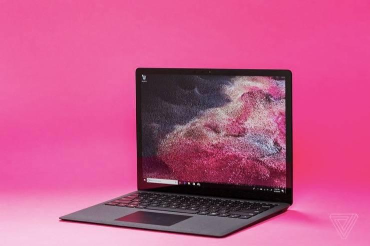 微软的Surface笔记本电脑3可能包括一个新的15英寸型号