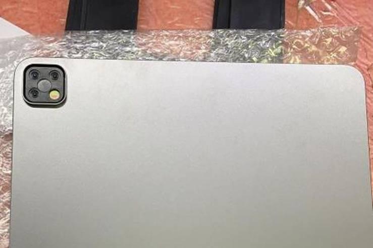 这可能是苹果新的三摄像头iPad Pro