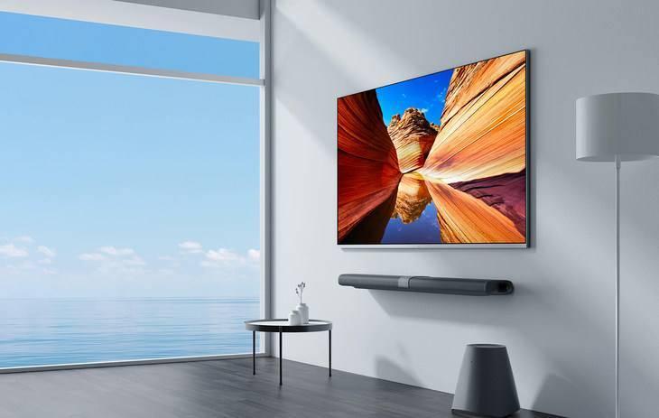 小米全面屏电视Pro再预热  金属外观设计