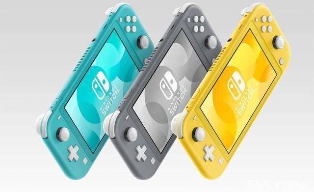 任天堂Switch Lite開售約1600元