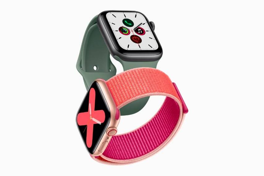 Apple Watch Series 5 革新登场