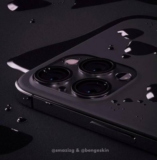 iPhone 12 Pro渲染图,乔布斯经典设计将重现