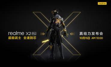 realme X2 Pro 855Plus旗舰产品即将来袭?超能武士全速到芯