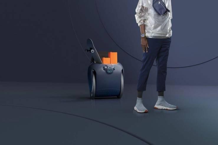 Vespa汽车制造商生产的货运机器人Gita将以3250美元的价格出售