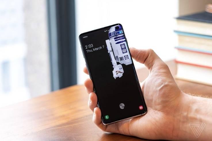 據報道,三星已經解決了Galaxy S10指紋識別問題
