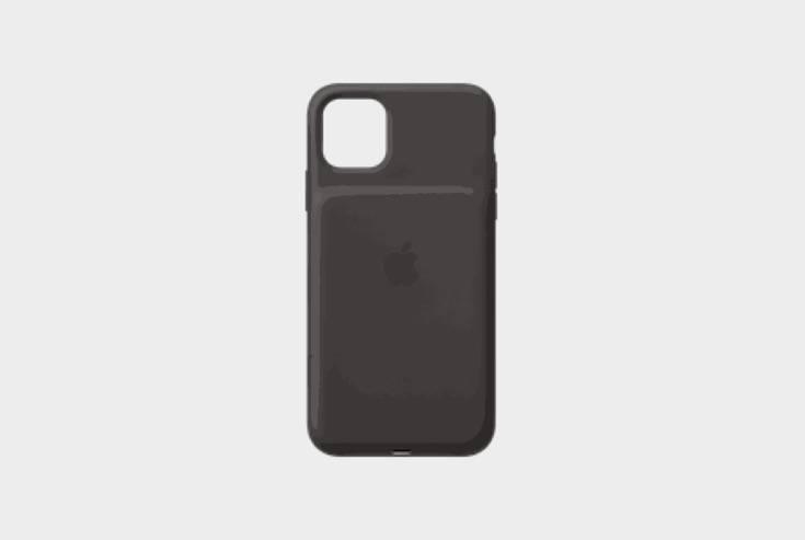 苹果公司可能会发布新的智能电池盒,使iPhone 11的电池寿命更好